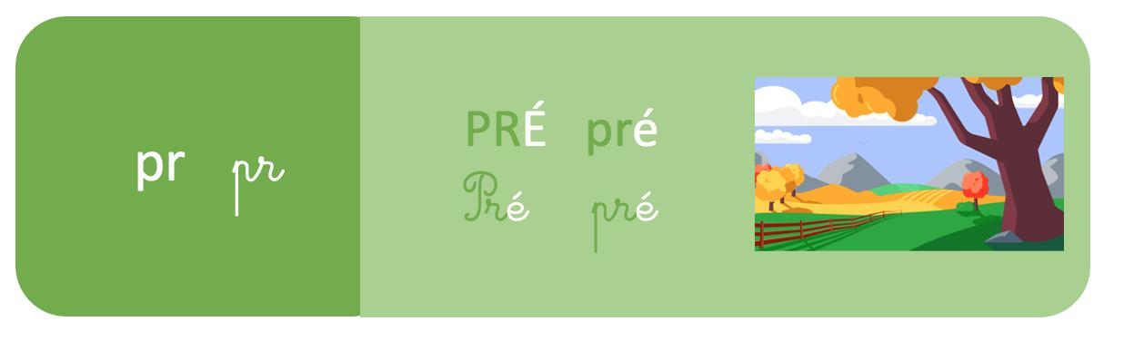 pr - pré - schoolmouv - apprentissage de la lecture - CP