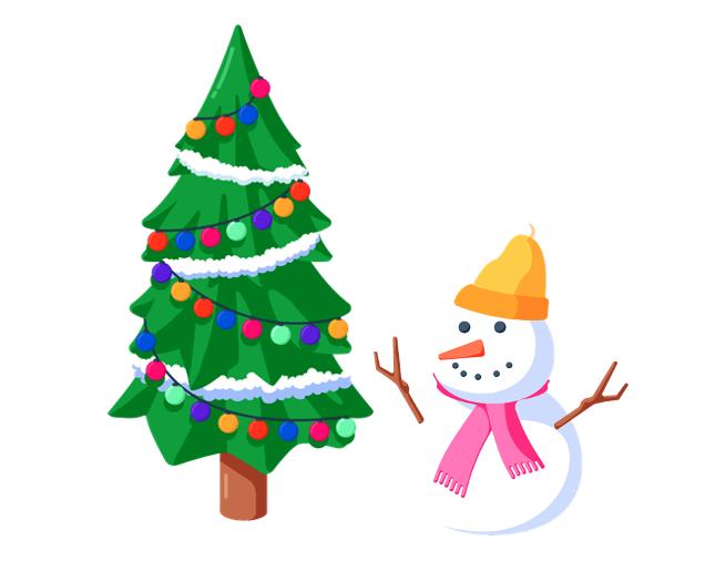 Christmas anglais