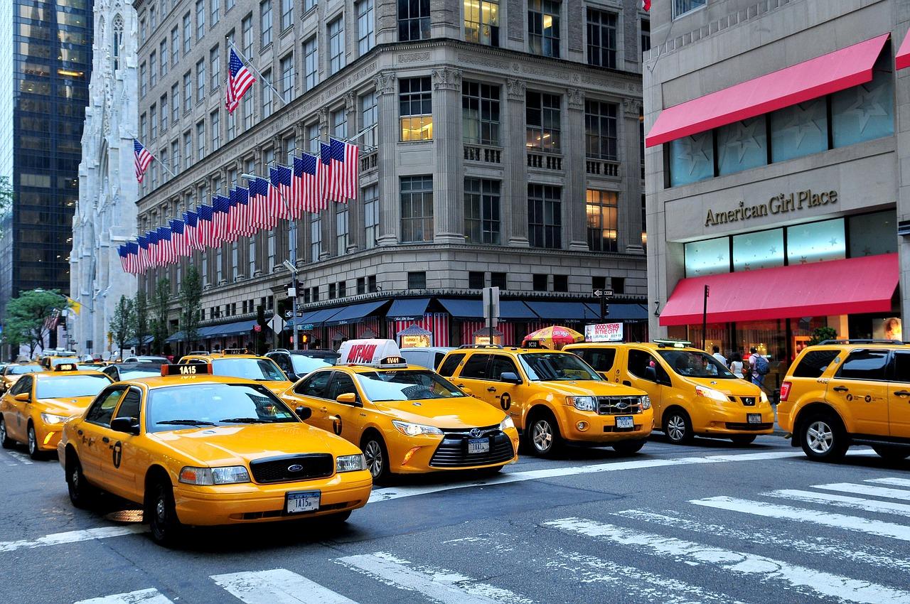 5th avenue anglais New York