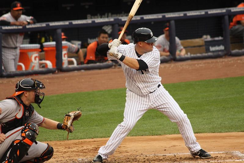 baseball Yankees anglais New York