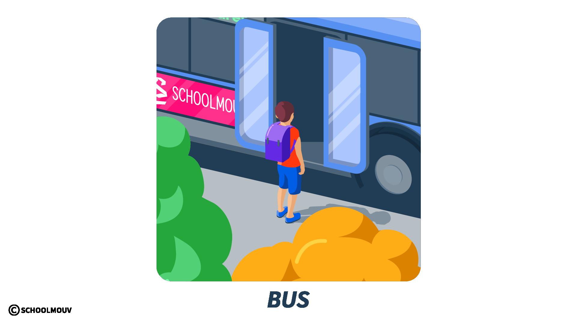 bus anglais transport