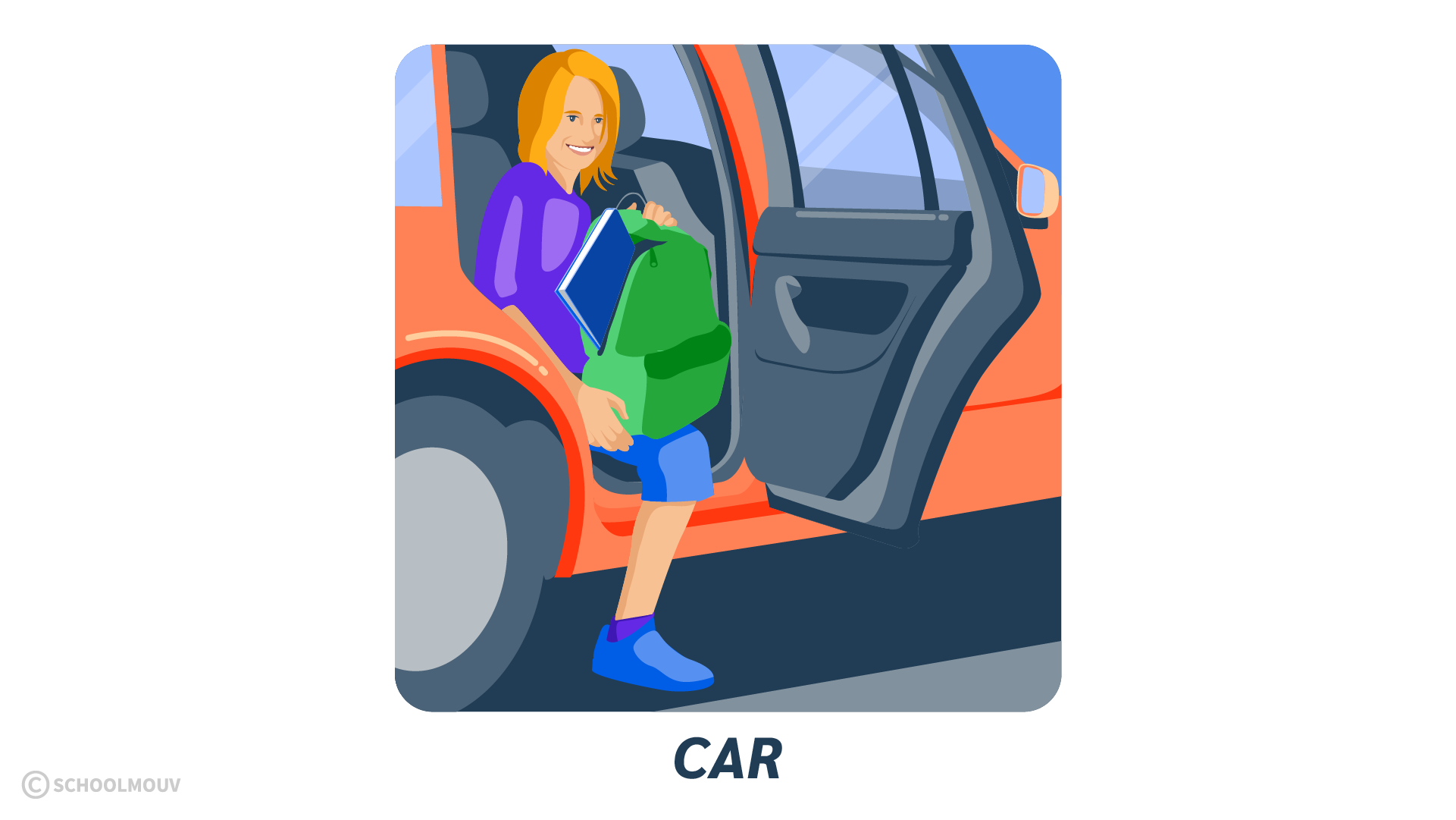 voiture anglais car transport