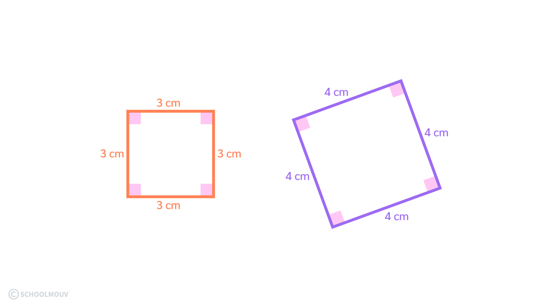Alt primaire maths ce1 espace et géométrie nommer décrire tracer carré