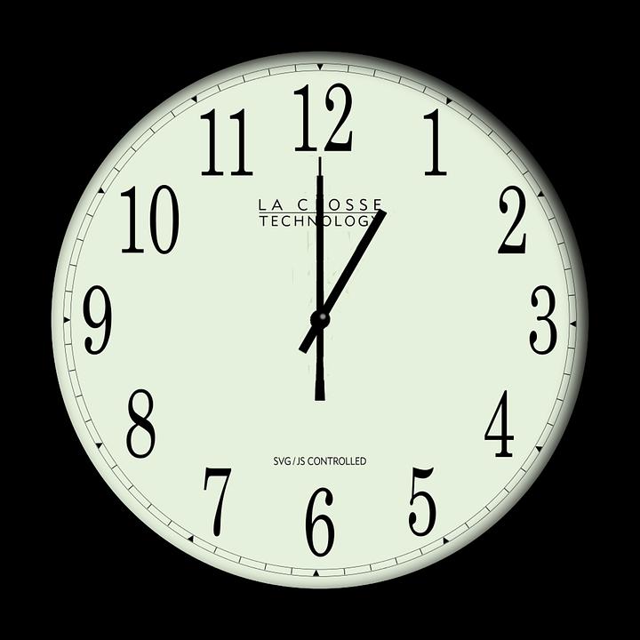 Horloge - Aiguilles - Heures - Minutes - SchoolMouv - Mathématiques - CE1