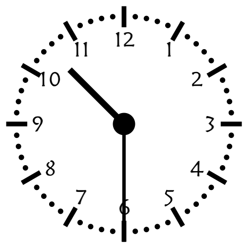 Horloge - Matinée - SchoolMouv - Mathématiques - CE1