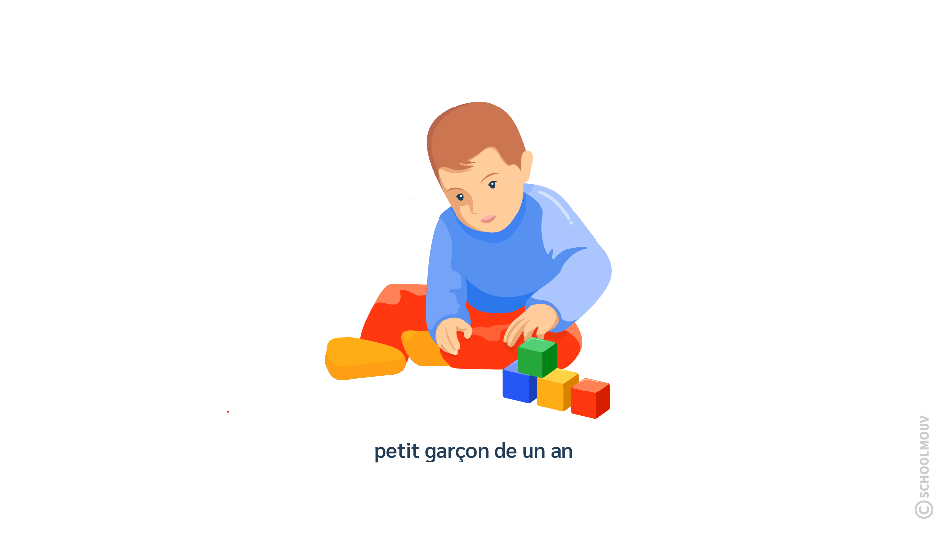Enfant - Garçon - Jeux - SchoolMouv - Sciences - CE1