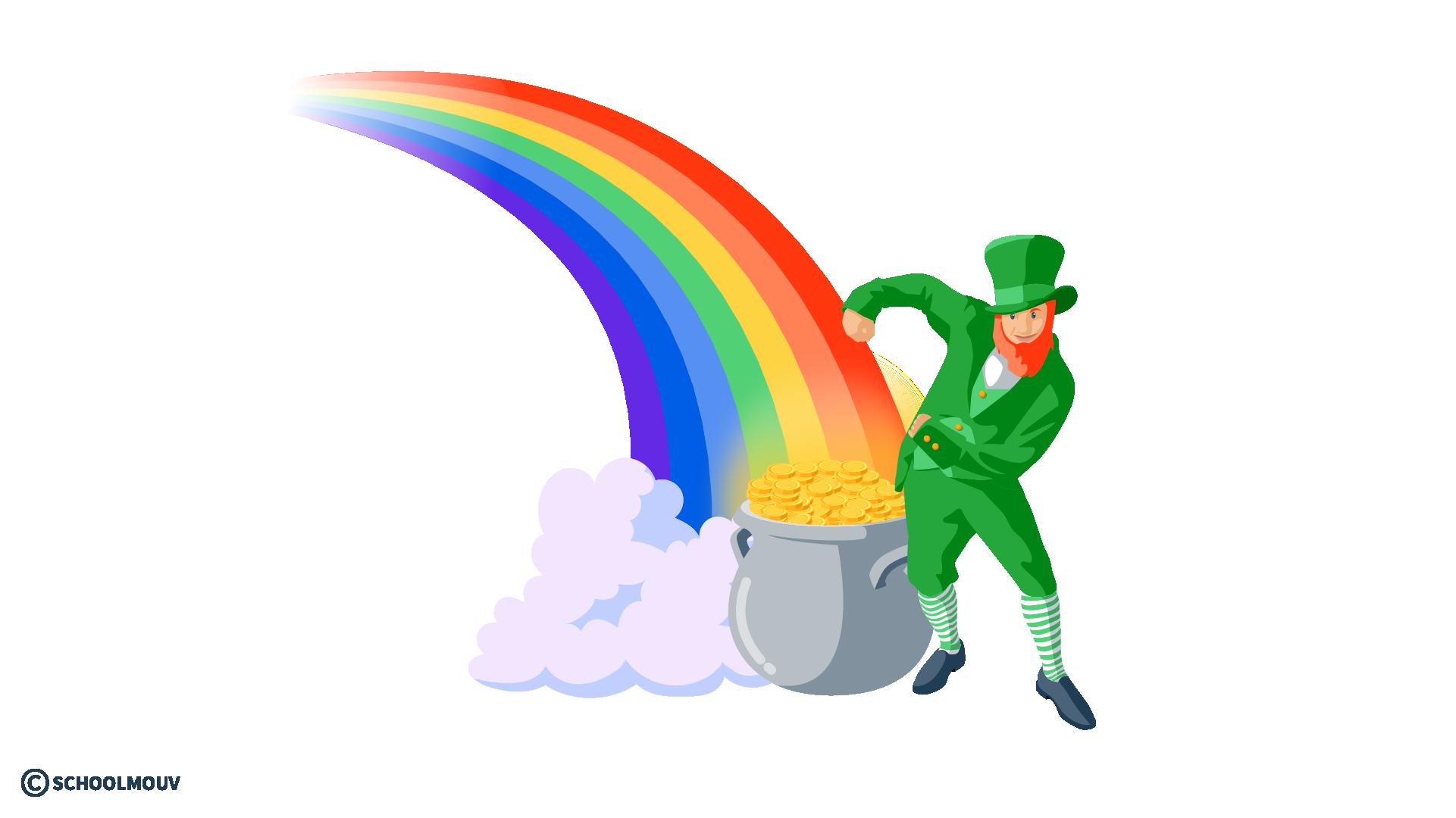 leprechaun Irlande légendes anglais