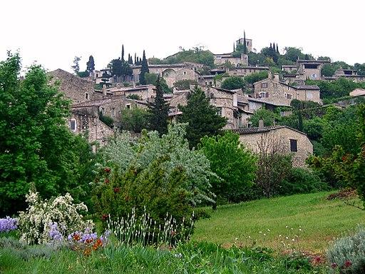 primaire ce2 questionner le monde identifier des paysages village de campagne