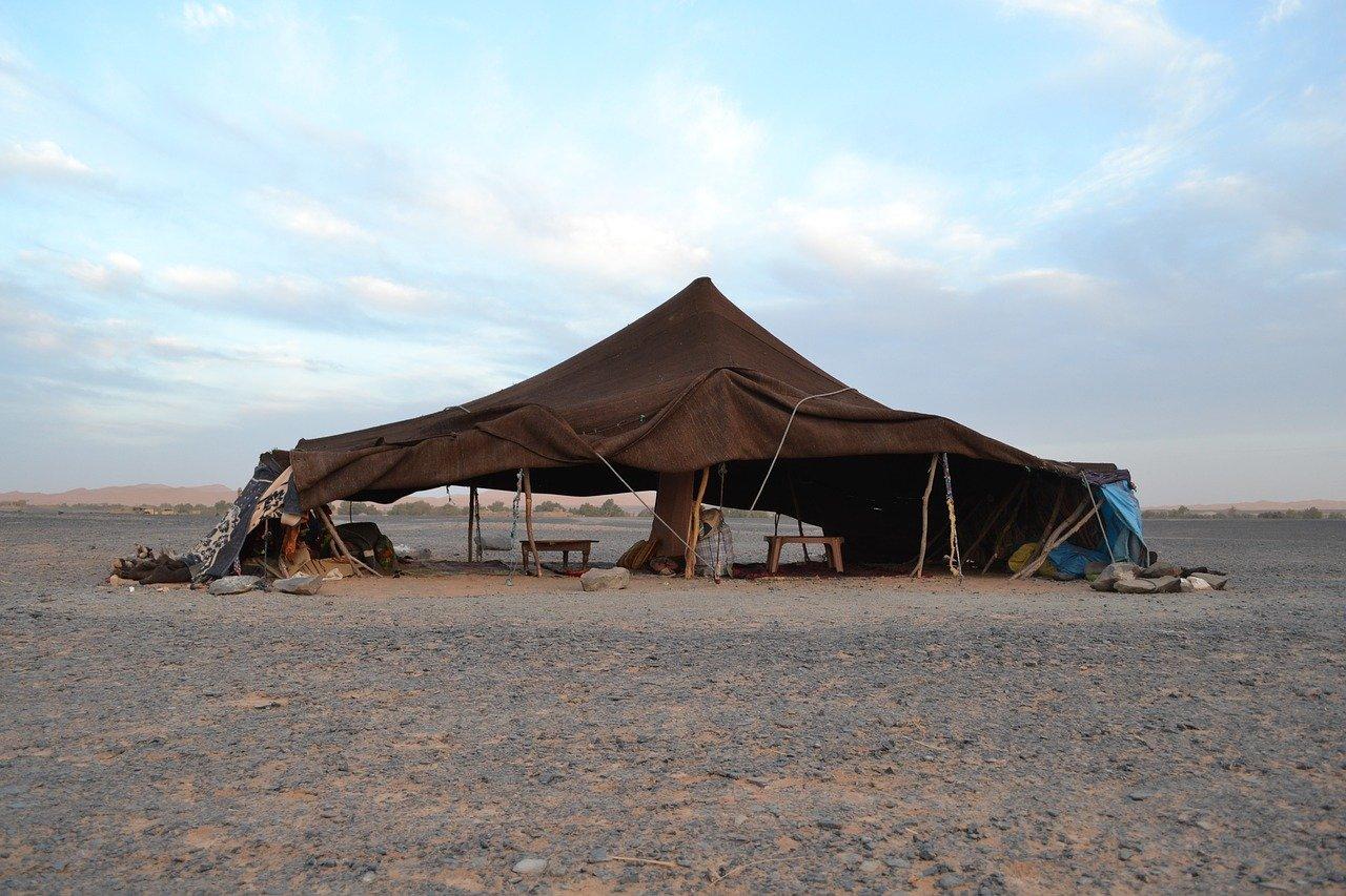 primaire questionner le monde géographie ce2 comparer les modes de vie tente