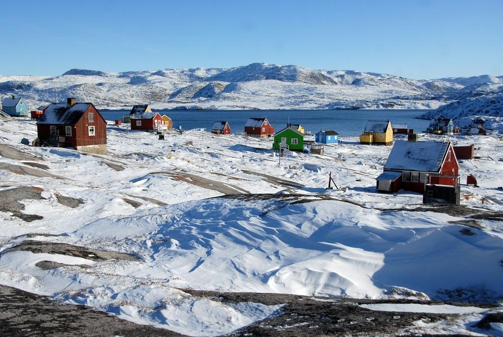 primaire questionner le monde géographie ce2 comparer les modes de vie inuits habitation