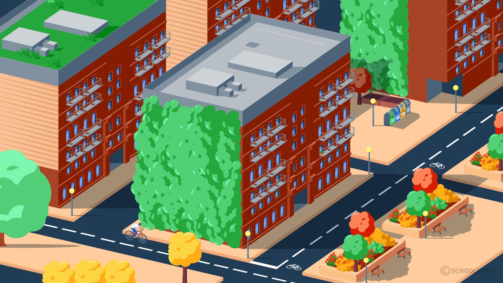 éco-quartier anglais ecological neighbourhood