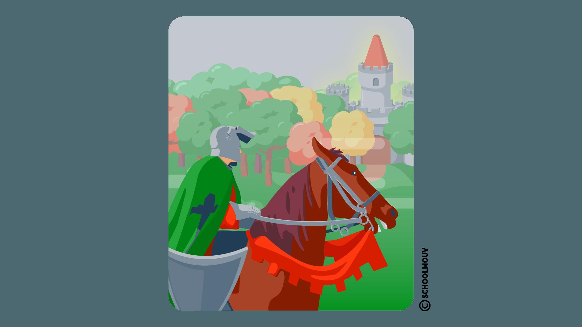 Perceval chevalier Graal légende anglais Pays de Galles