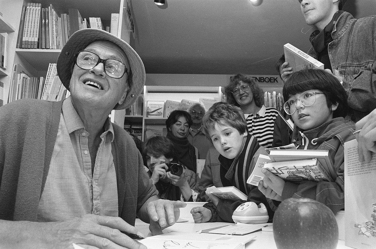 Roald Dahl romans jeunesse