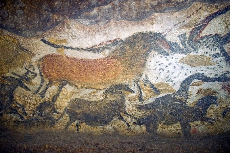 Peintures rupestres - Grotte de Lascaux - Préhistoire - Paléolithique - SchoolMouv - Histoire - CM1