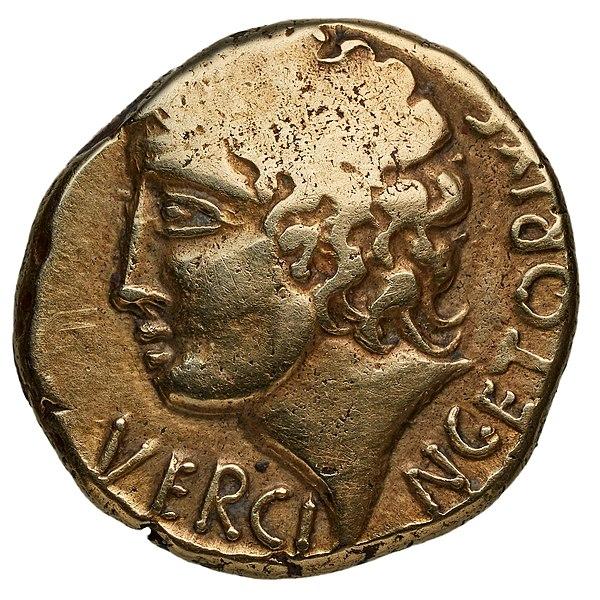 Monnaie gauloise - Statère gaulois - Vercingétorix - Gaulois - Antiquité - SchoolMouv - Histoire - CM1
