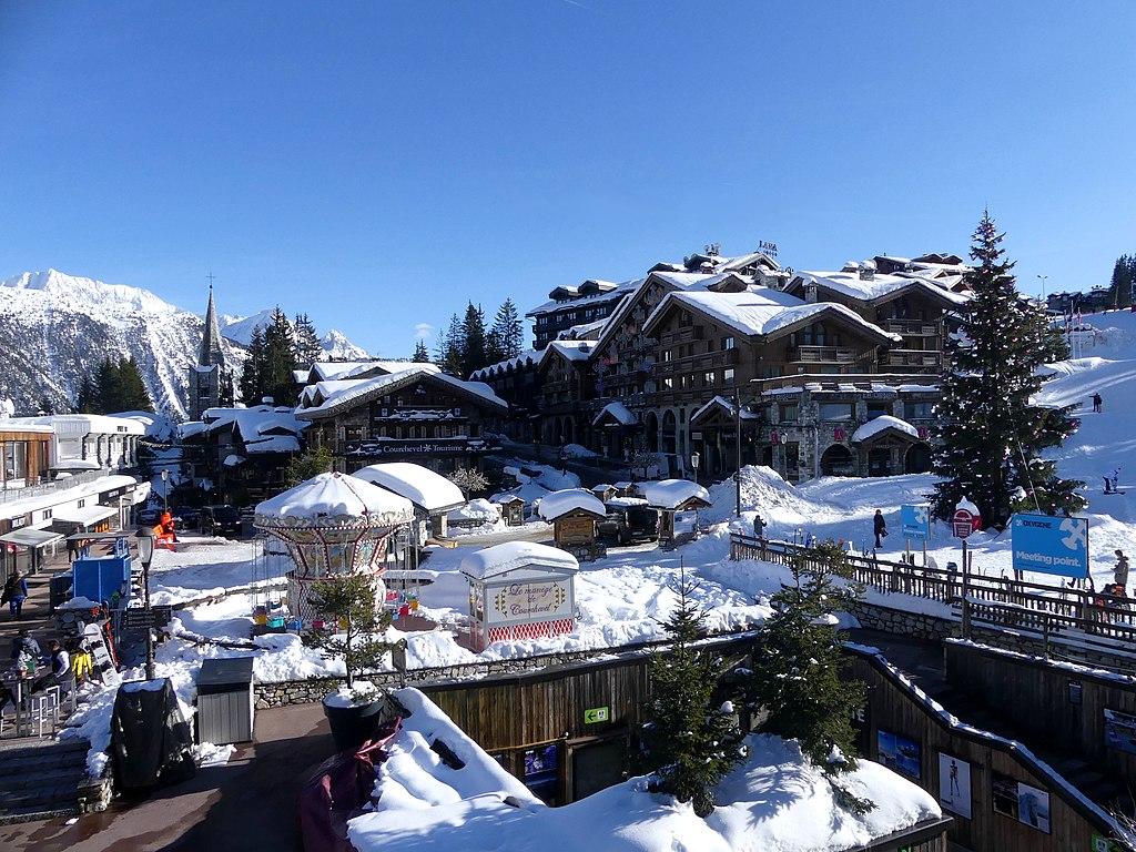 Station de ski - Montagne - Vacances - Hiver - Tourisme - Courchevel - France - SchoolMouv - Géographie - CM1