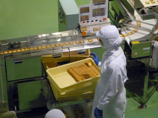 Industrie - Biscuits - Usine - Agroalimentaire - Ouvrier - SchoolMouv - Géographie - CM1