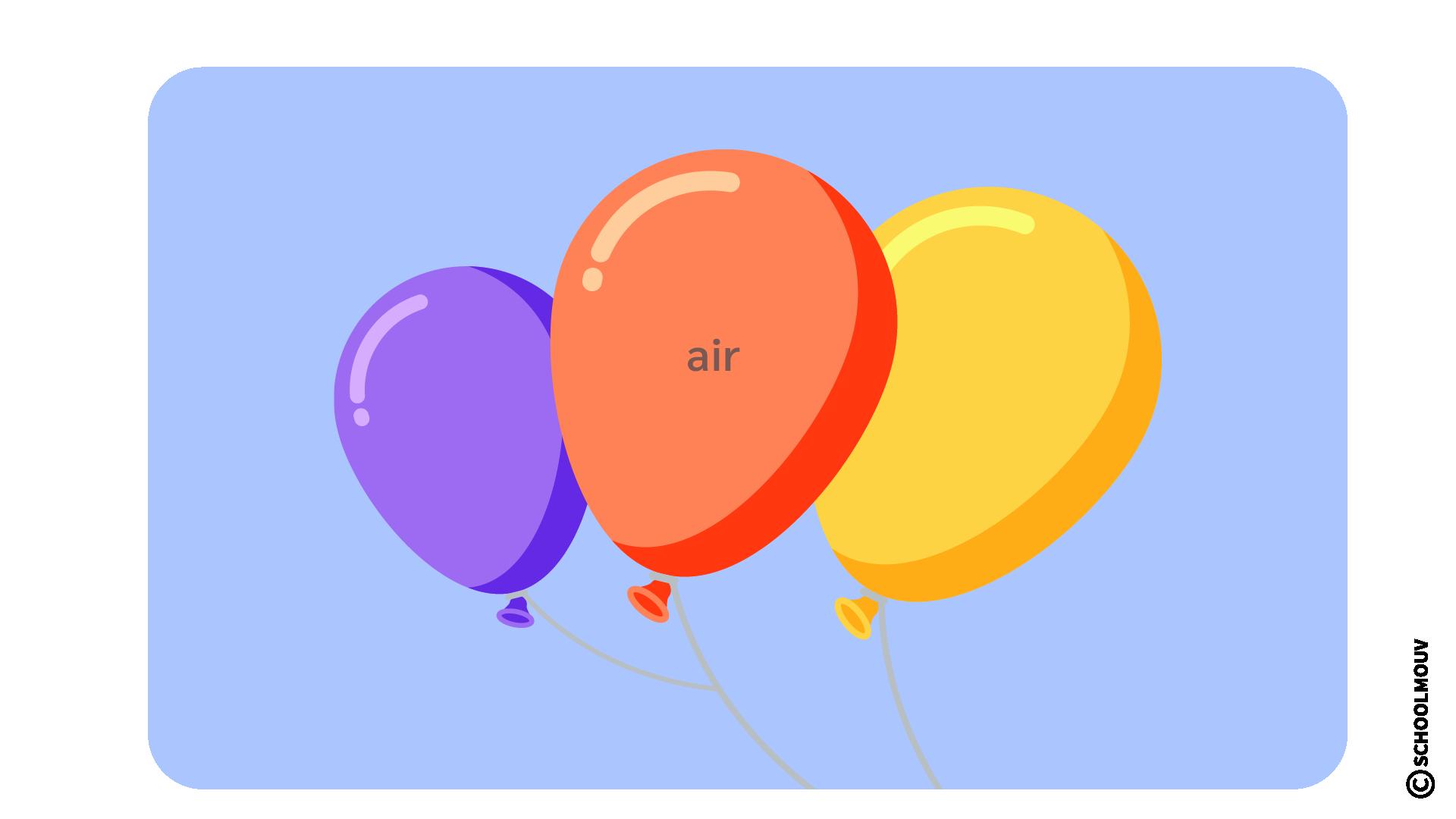 primaire sciences et technologies cm1 diversité de la matière air gaz