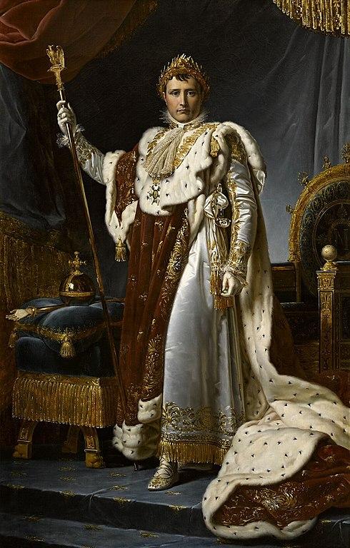 Napoléon Ier - Empereur - France - Empire - SchoolMouv - Histoire - CM2