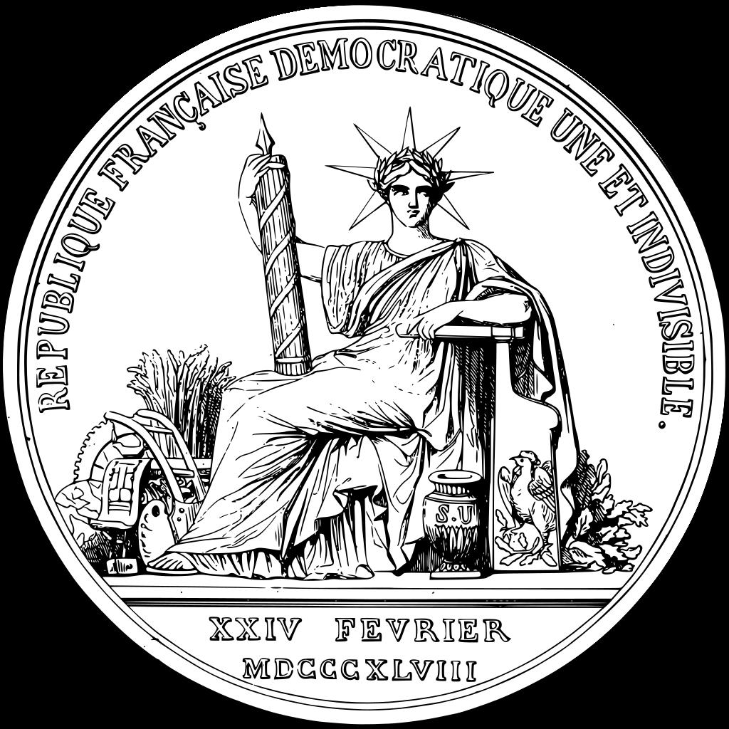 Sceau de France - Symbole - France - République - Pays - Justice - SchoolMouv - Histoire - CM2
