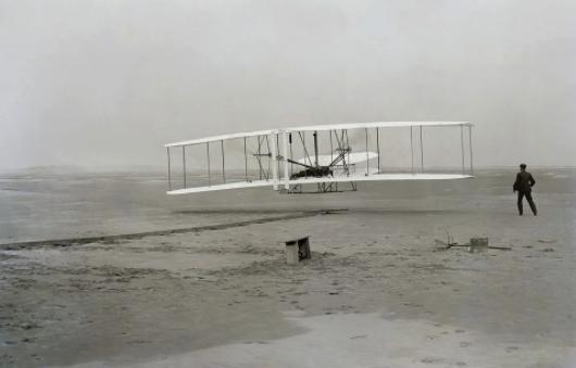 Avion - Invention - Frères Wright - SchoolMouv - Histoire - CM2