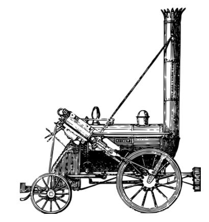 Locomotive - Machine à vapeur - Véhicule - Rocket - SchoolMouv - Histoire - CM2