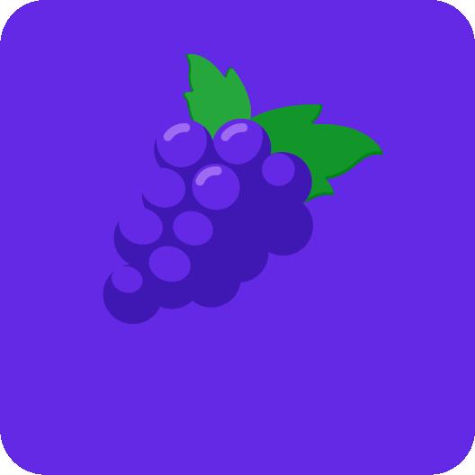 purple colours anglais