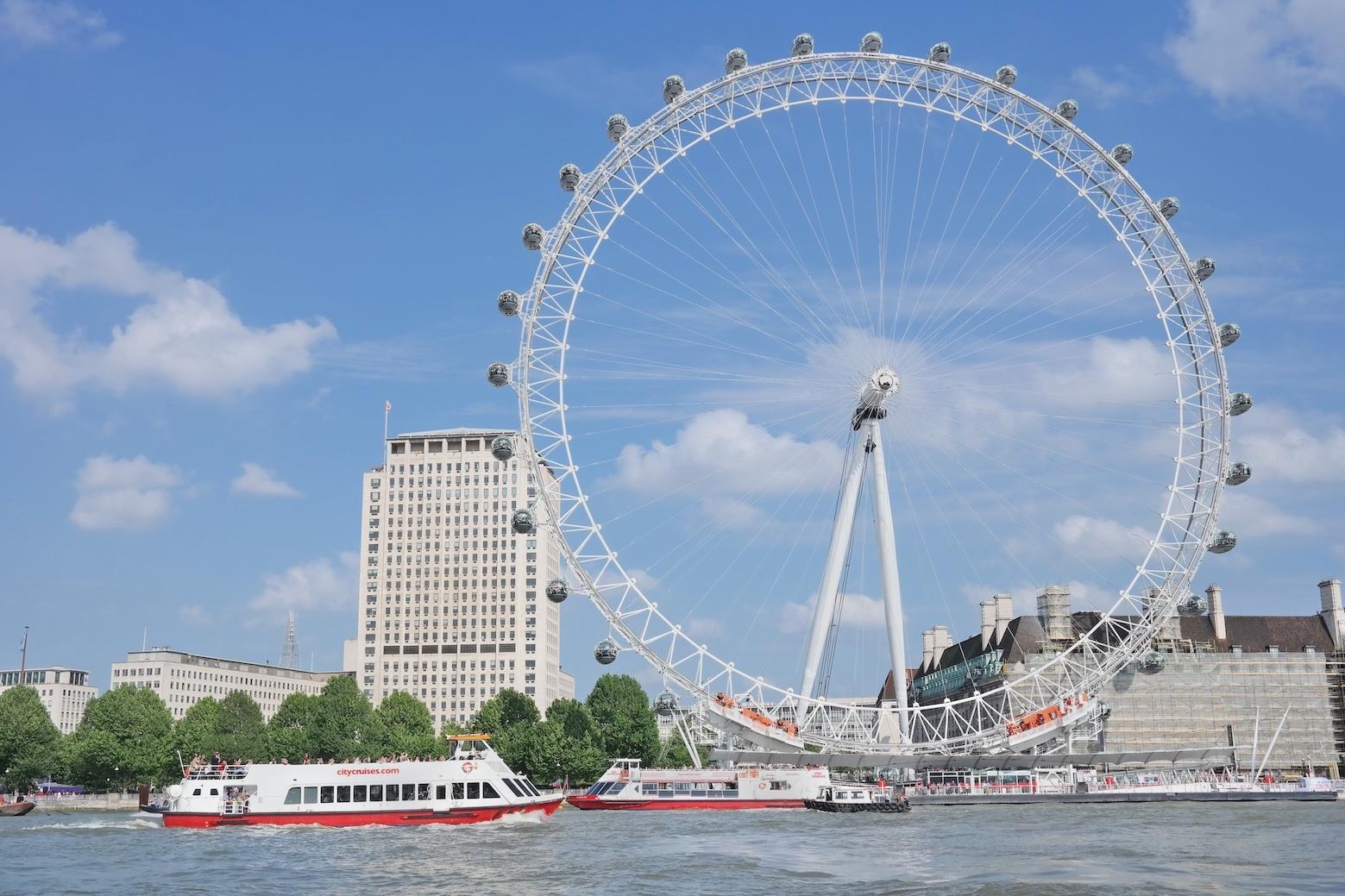 London Eye grande roue Londres