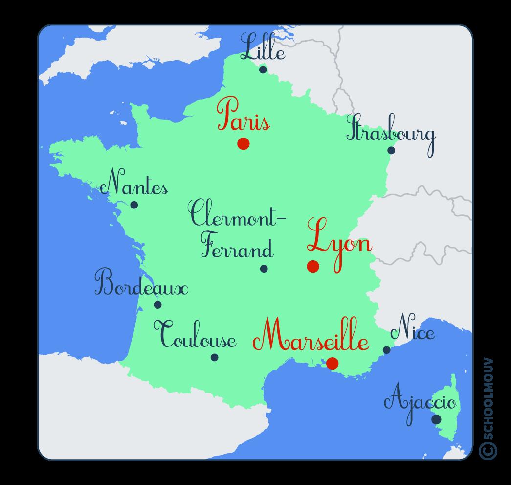 questionner le monde géographie CP se repérer sur Terre globe terrestre planisphère France Paris