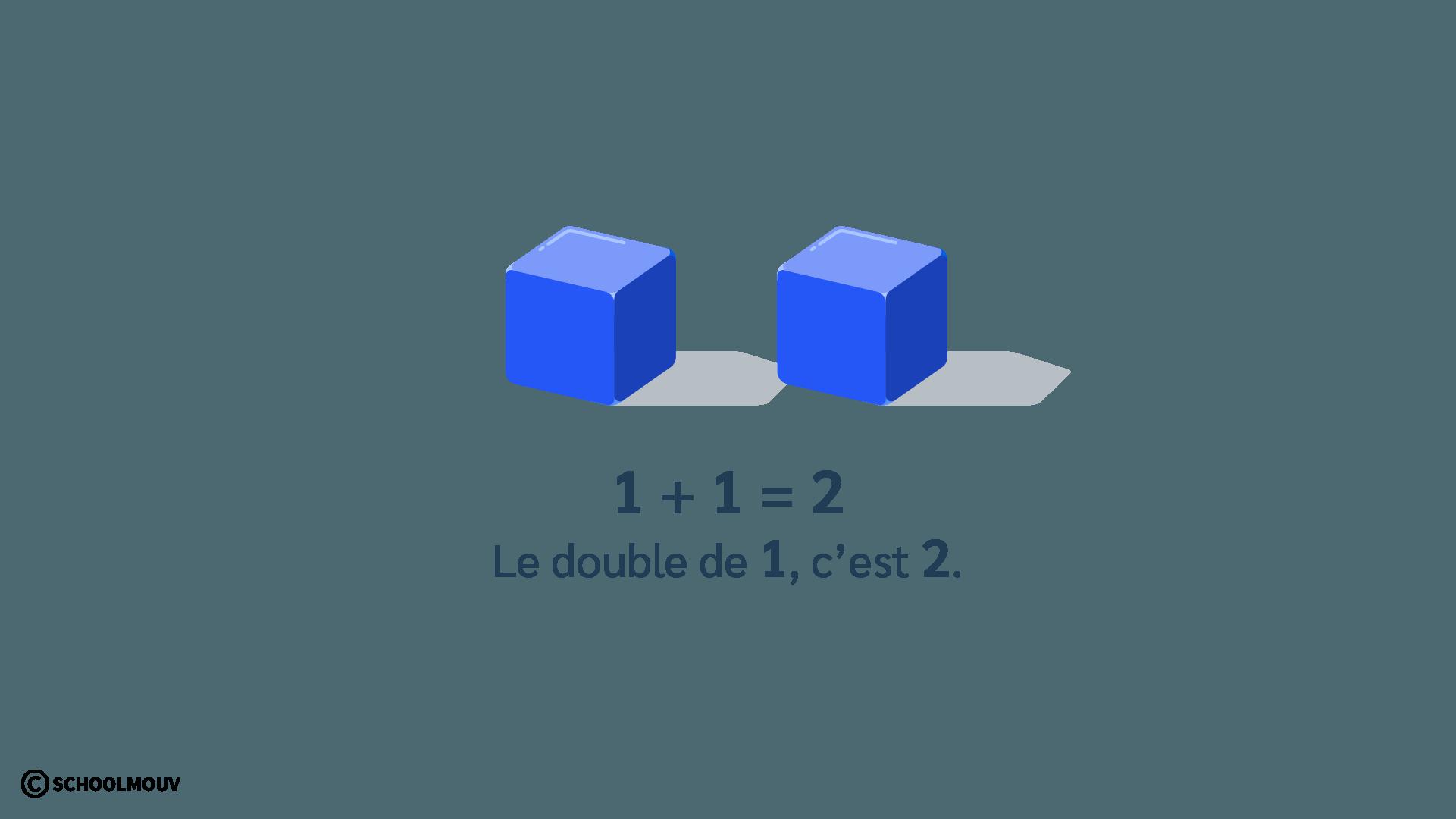 double de 1