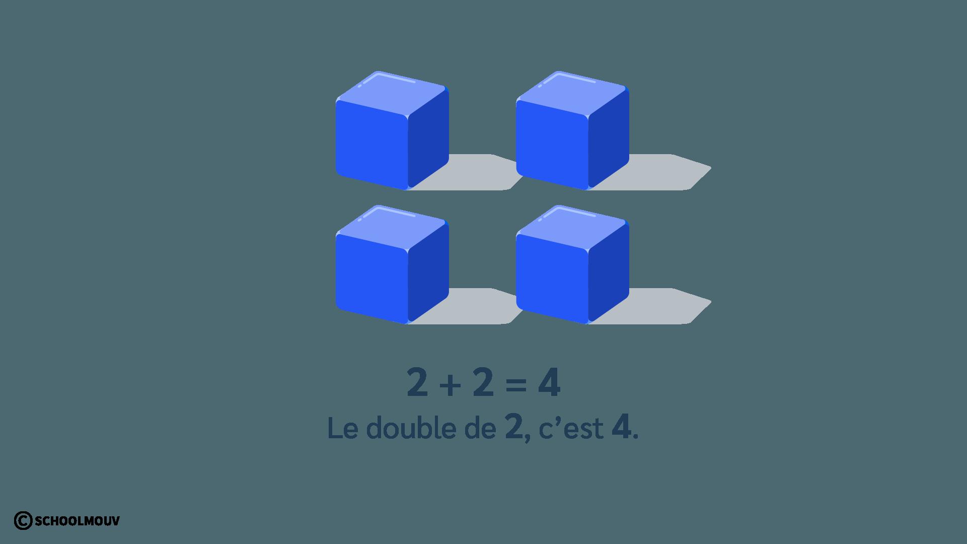 double de 2