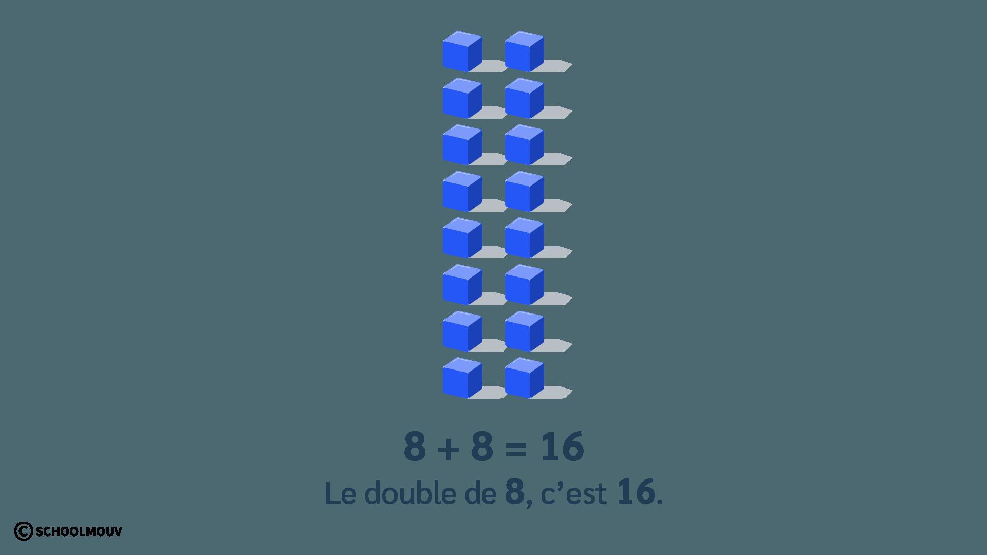 double de 8