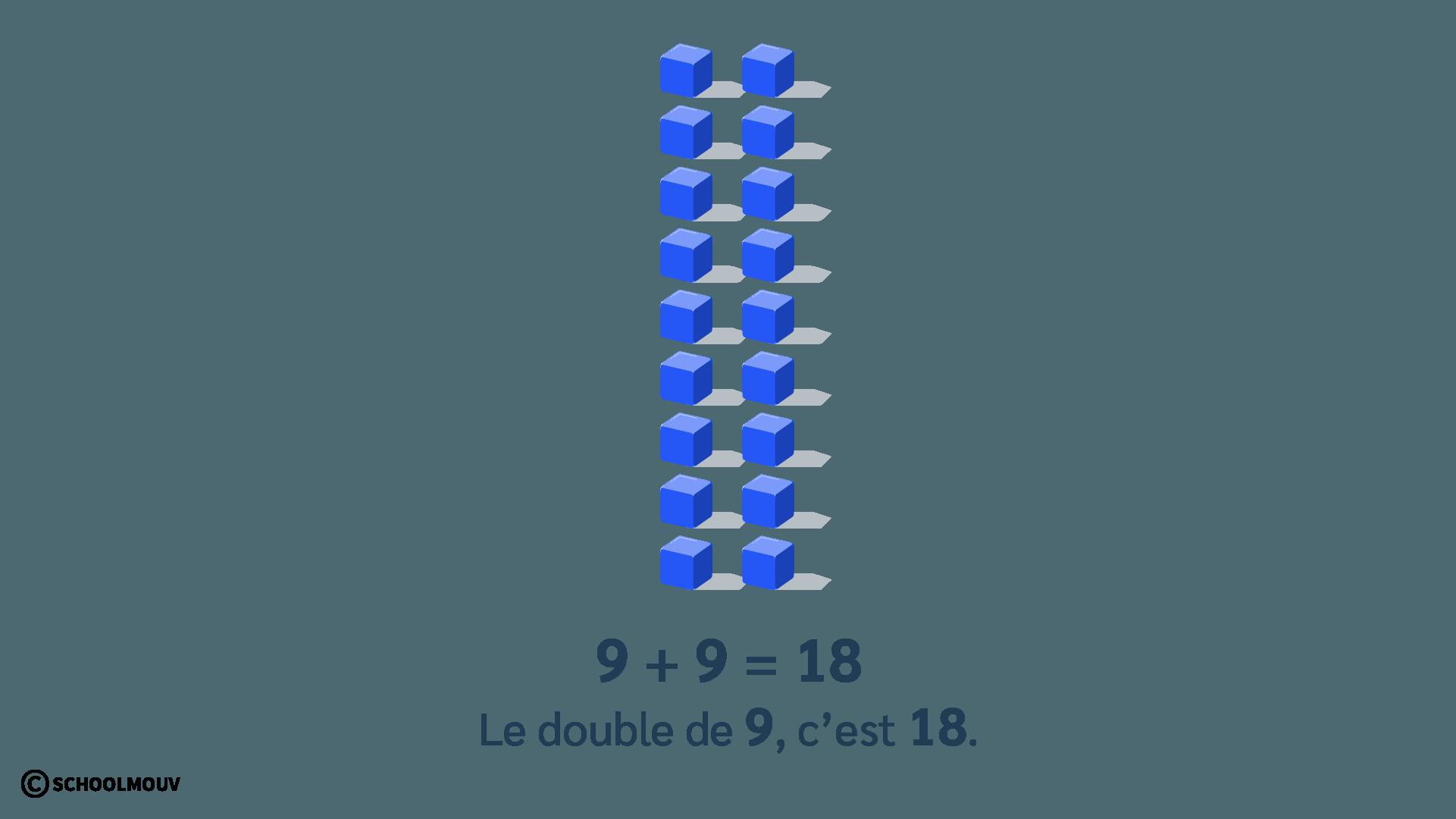 double de 9