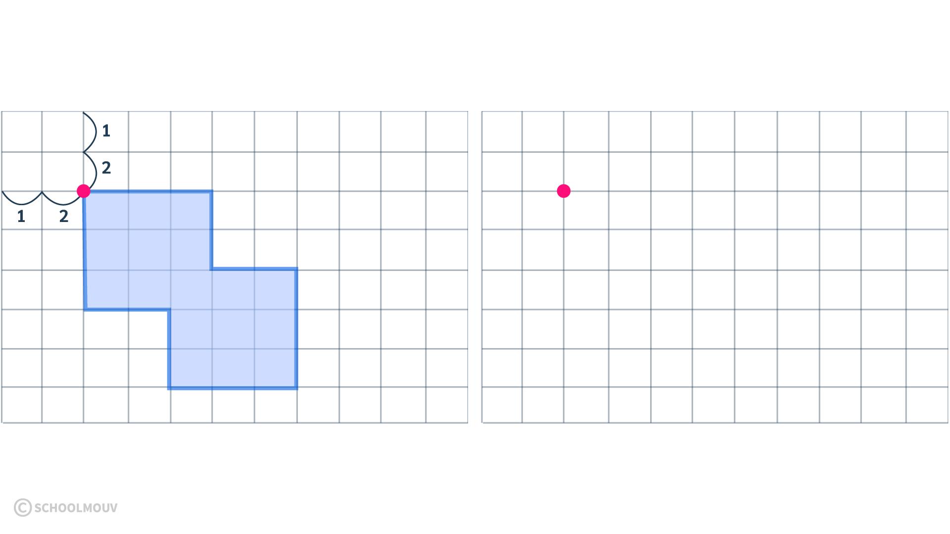 Mathématiques primaire CP espace géométrie reproduire figures géométriques
