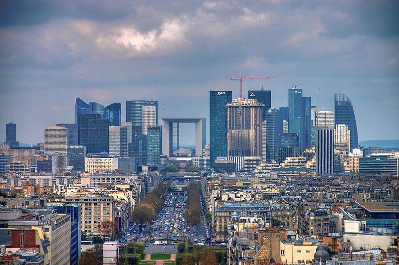 La Défense Paris Géographie Terminale SchoolMouv