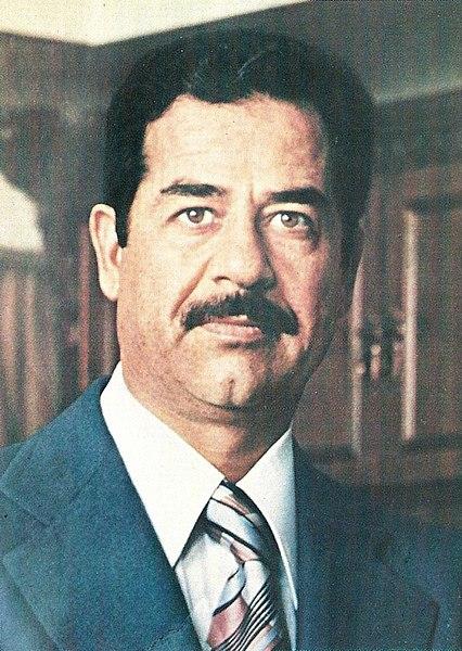 Le dictateur irakien Saddam Hussein, en1979 - Histoire - Terminale - SchoolMouv