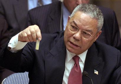 Colin Powell - 2003 - SchoolMouv - Histoire - Terminale