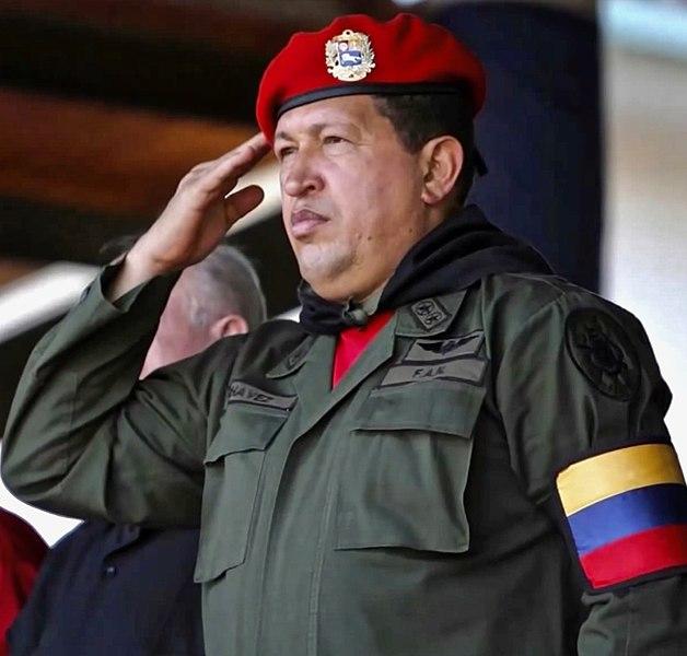 Hugo Chavez - anti-impérialisme américain - SchoolMouv - Histoire - Terminale