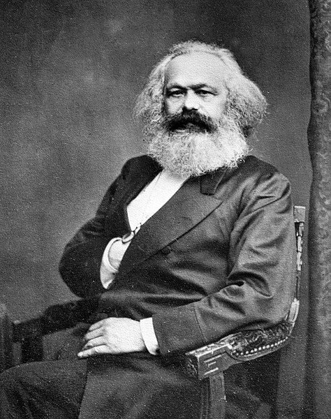 Karl Marx marxisme classes sociales