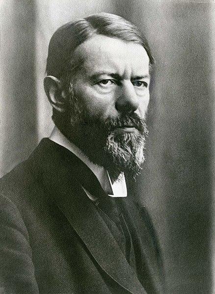 Max Weber classe sociale sociologie