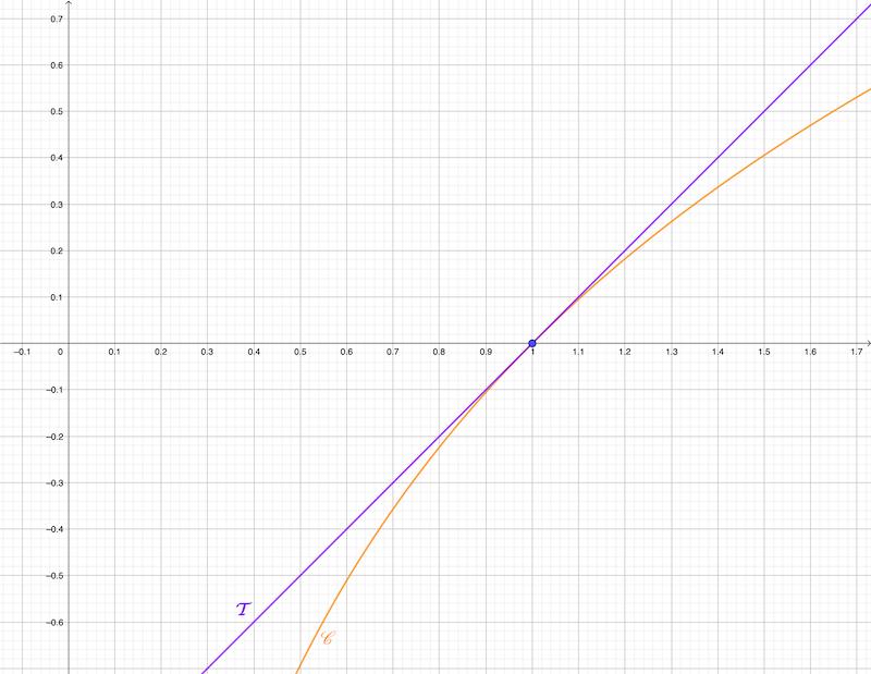 Alt terminale mathématiques algorithme de Briggs Python