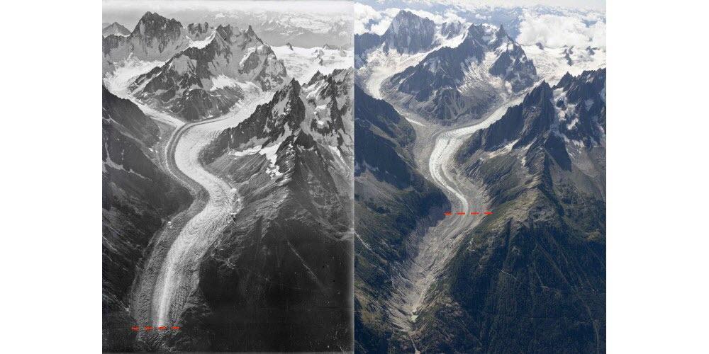 fonte glacier