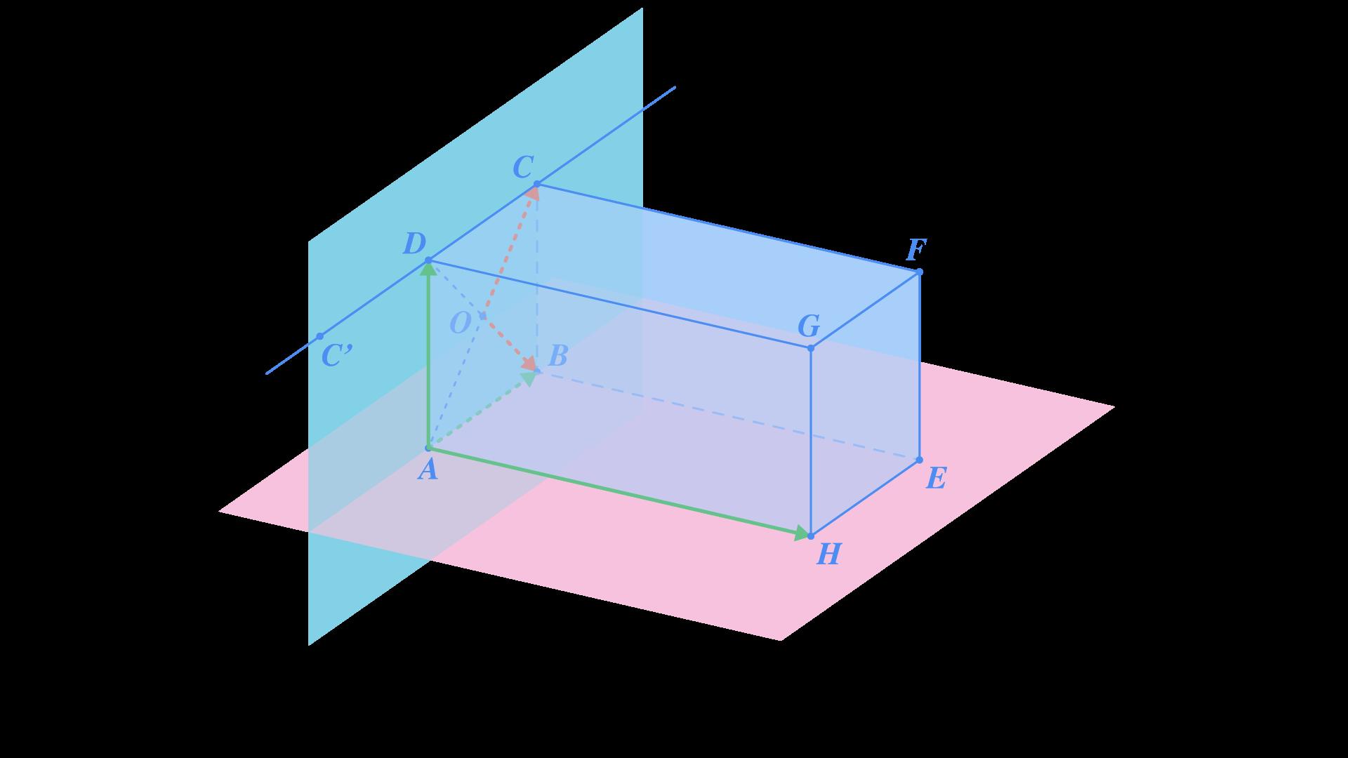 Alt Mathématiques terminale spécialité géométrie droites plans vecteurs espace