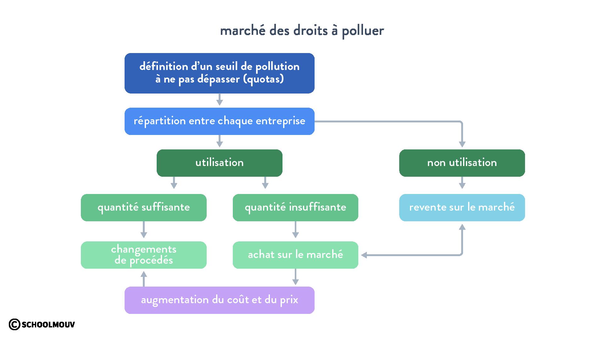 marché droits à polluer
